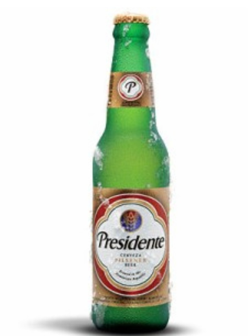 el presidente beer and fluoride Presidente beer 12pk 12oz $1399 qty: max: 6 share beer abv 2 - 59 beer style presidente brandy 175l add to cart royal jamaican ginger beer 4pk 12oz.